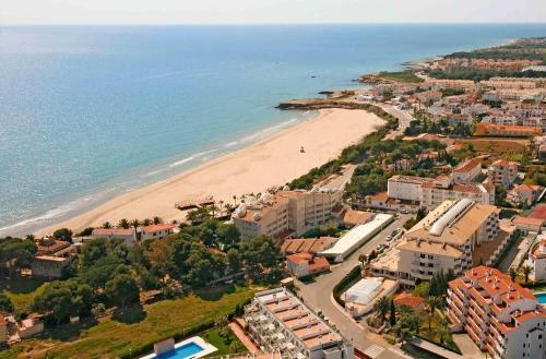 A bird's-eye view of Hotel Servigroup Romana
