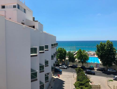 A view of the pool at Mediterranea Hotel & Convention Center or nearby