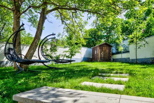 Сад в Studio ApartCity