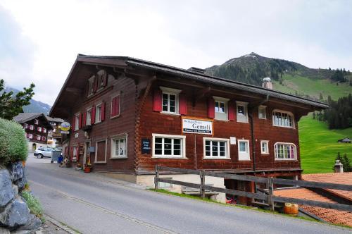 Berggasthaus Gemsli