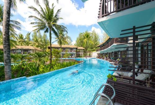 Bassein majutusasutuses The Haven Khao Lak - SHA Plus või selle lähedal