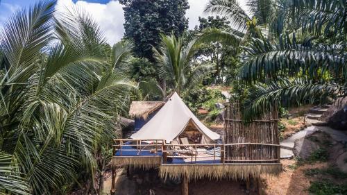 Retro Mountain Koh Phangan Tent