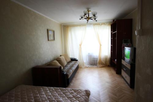 Гостиная зона в Park Kolomenskoe
