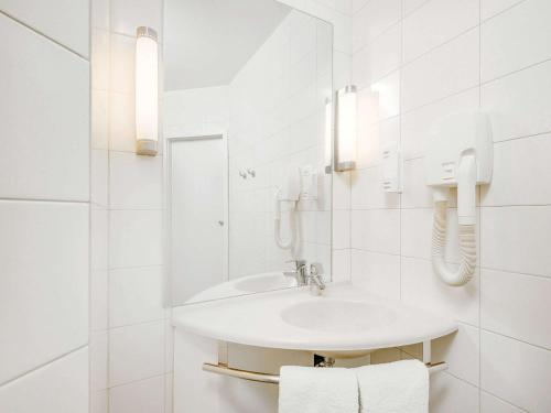 Ванная комната в Ибис Москва Павелецкая