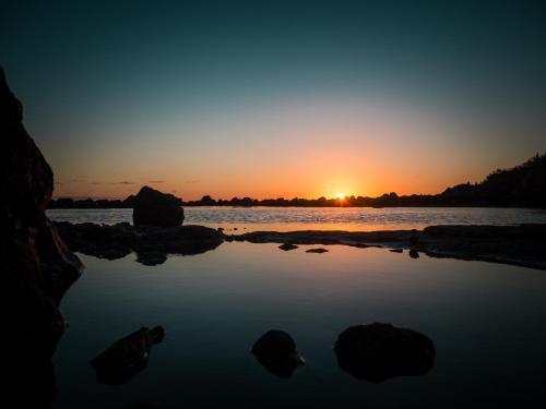 Saullēkts vai saulriets, ko var redzēt no dzīvokļa vai tuvumā