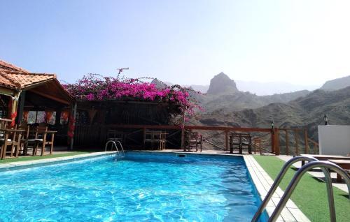 The swimming pool at or near Pedracin Village