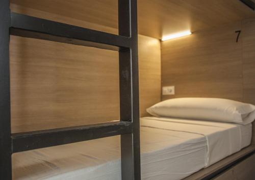 Letto o letti in una camera di Ohana Tarifa