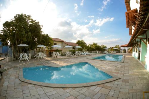 The swimming pool at or near Caruaru Park Hotel