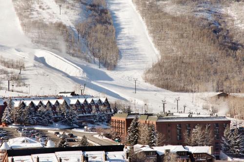 Shadow Ridge during the winter