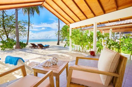 Ресторан / где поесть в Innahura Maldives Resort