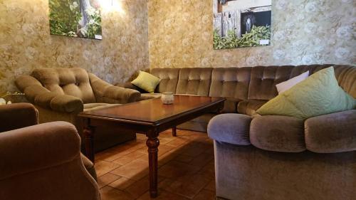 Area soggiorno di Mamma Mia Guest House