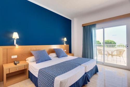 Cama o camas de una habitación en Garden Playanatural - Adults Only