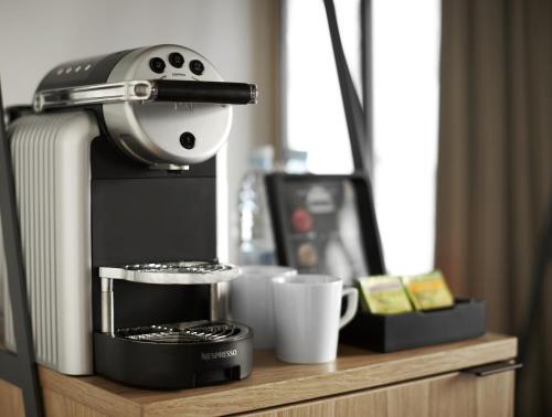 Koffie- en theefaciliteiten bij 71 Nyhavn Hotel