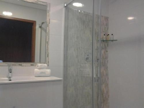 A bathroom at Guest House A&z