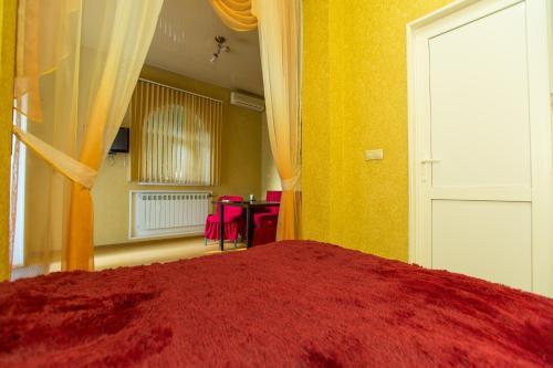 Кровать или кровати в номере 5 zvezd Mini-hotel