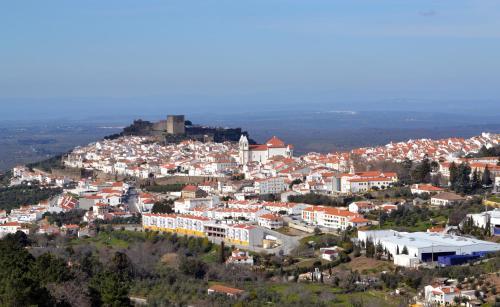 A bird's-eye view of Vila Maria