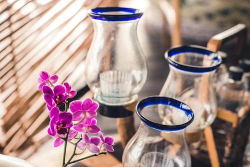Drinks at Azulik