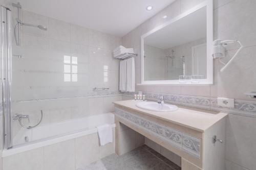 Un baño de Club Vista Serena