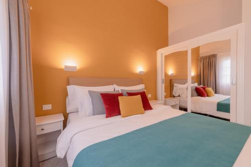 Cama o camas de una habitación en Club Vista Serena