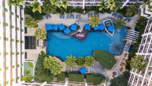 A view of the pool at Deevana Plaza Phuket - SHA Plus or nearby