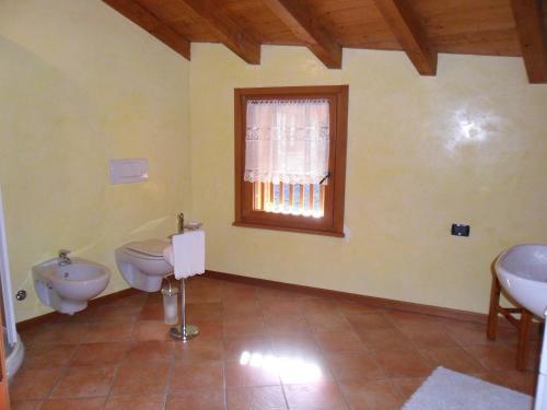 Koupelna v ubytování I Camuni