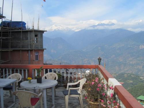 A balcony or terrace at Hotel Viewpoint