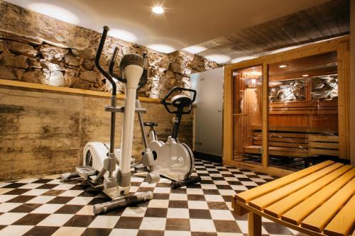 Salle ou équipements de sports de l'établissement Aparthotel Arai 4* Superior