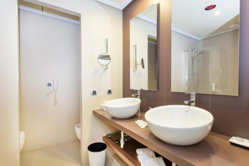 Ett badrum på Be Live Collection Palace de Muro