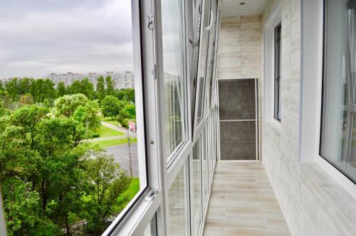 Балкон или терраса в DailyRent Moskovsky
