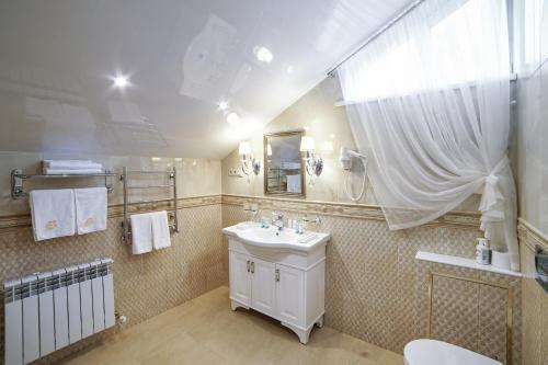 Ванная комната в Отель Екатерина Кострома