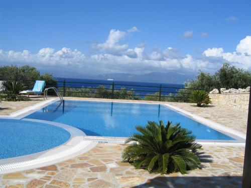 The swimming pool at or near Blue Horizon