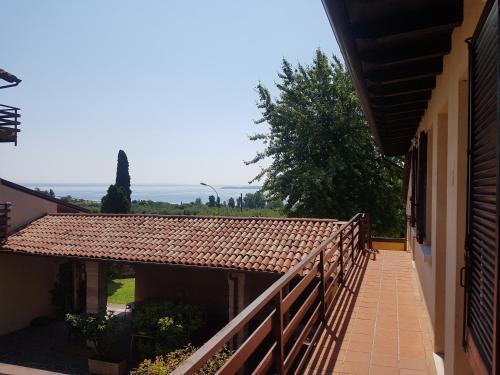 Balcone o terrazza di Corteallago