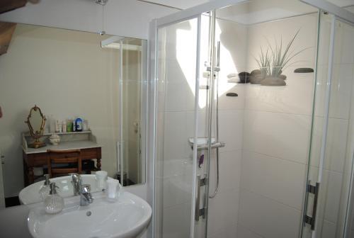 A bathroom at La Promenade