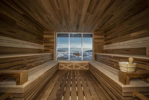 Spa and/or other wellness facilities at Hôtel & Spa Le Germain Charlevoix