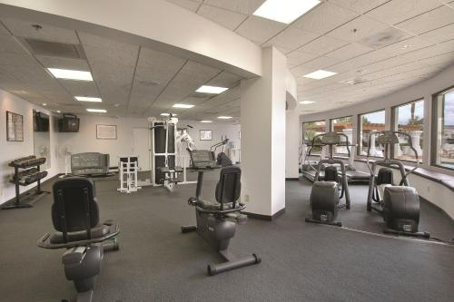 The fitness center and/or fitness facilities at Gold Coast Hotel and Casino