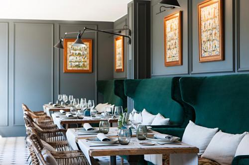 A restaurant or other place to eat at Terra Dominicata - Small Luxury Hotels