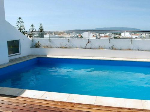 The swimming pool at or near Lovely Apartment Alvor