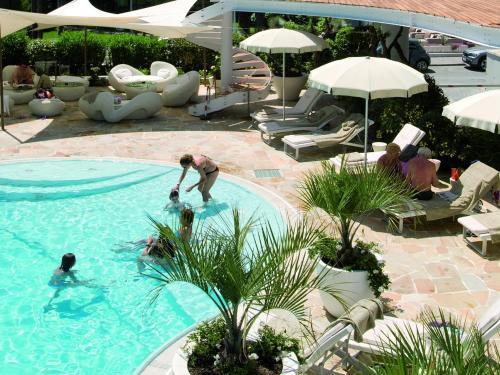 The swimming pool at or near Hotel Waldorf- Premier Resort