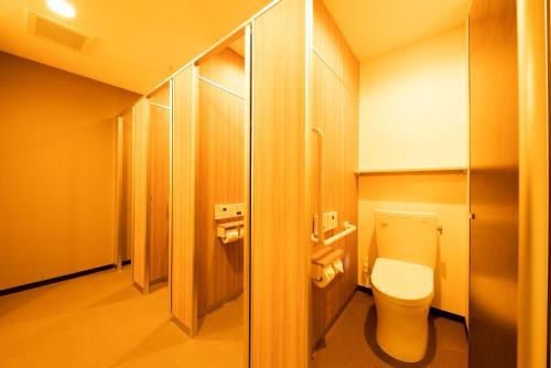 グローバルキャビン横浜中華街 (ドーミーインチェーン)にあるバスルーム