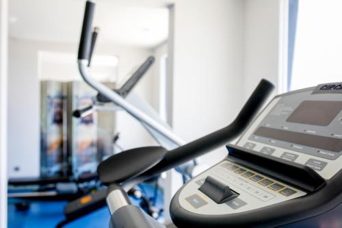 Het fitnesscentrum en/of fitnessfaciliteiten van THB Gran Playa - Adults Only