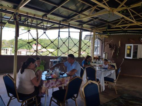 Ресторан / где поесть в Гостевой дом Пани София