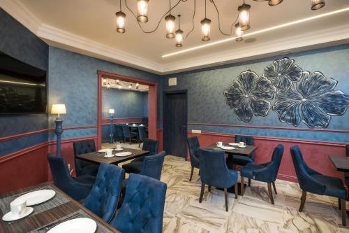 Ресторан / где поесть в Отель Марсель