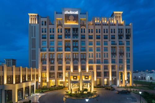 thelocal Hotels Grozny