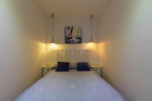 A bed or beds in a room at 14 Leoni
