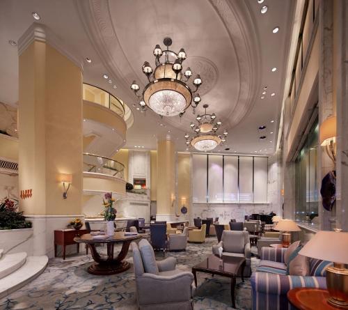 Restaurant ou autre lieu de restauration dans l'établissement Hotel Royal Macau