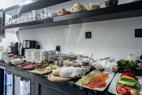 Завтрак для гостей Бутик Отель Мельцер