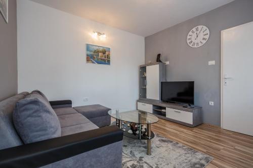 Posezení v ubytování Apartman Adriatic