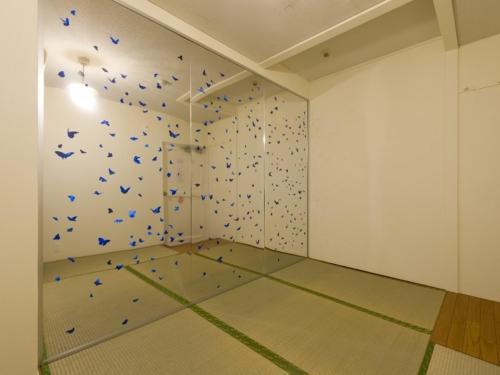 Fasilitas tenis dan/atau squash di Hostel Zen