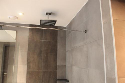 A bathroom at Dream Hotel Amsterdam