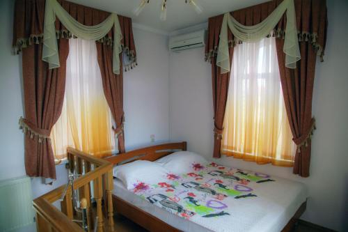 Кровать или кровати в номере Respect